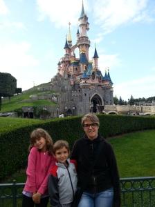 Autocaravana en familia en Disney