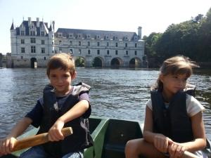 Castillo Loira Chenonceau 6